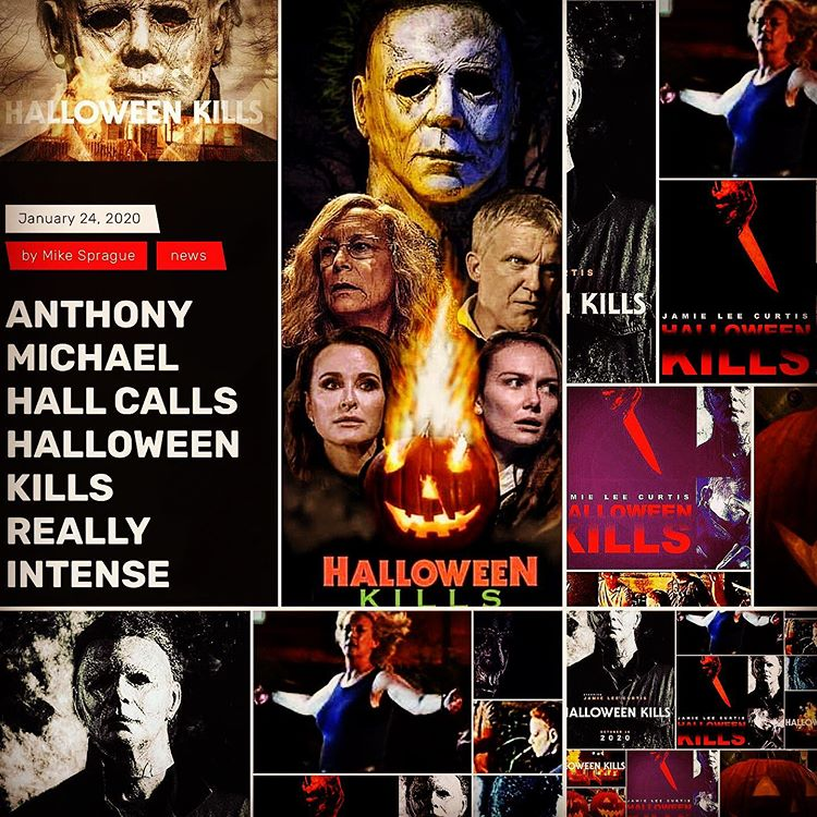 Halloween 2020 Reboot Halloween Kills Is the 2018 Reboot on Speed   Official Site for